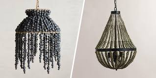 How To Decorate A Chandelier With Beads 8 Best Beaded Chandeliers 2017 Beautiful Wood Chandeliers With Beads