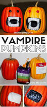 Vampire Decorations For Halloween How To Make Vampire Pumpkins For Halloween The Crafty Blog Stalker