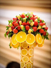 fruit flower arrangements fruit flower arrangements best 25 fruit arrangements ideas on