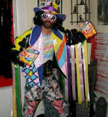 Randy Savage Halloween Costume Holidaze October 2011