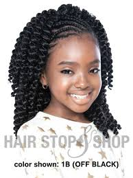 crochet braids kids mane concept afri naptural kids rock bounce twist 12 inches braid