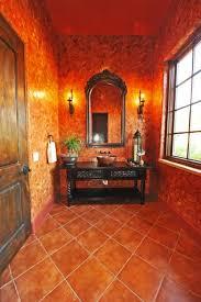 orange bathroom ideas orange bathroom tiles ideas and pictures