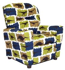 recliners fascinating camo toddler recliner for inspirations