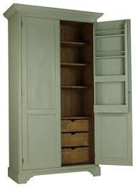 free standing kitchen pantry furniture free standing kitchen larder for the home kitchen