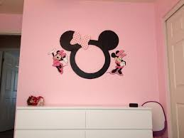 Cute Minnie Mouse Bedroom Ideas