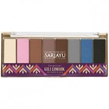 Harga Sariayu Kit harga sariayu color trend 2017 eyeshadow kit murah indonesia