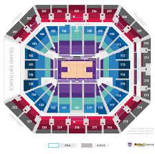 Map Of Nba Teams Seating Chart Sacramento Kings