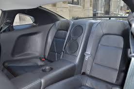 nissan gtr back seat 2014 nissan gt r black edition stock b827ba for sale near