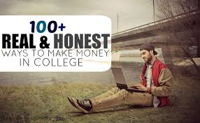 Iowa How Do Travel Agents Make Money images 100 real and honest ways to make money in college jpg