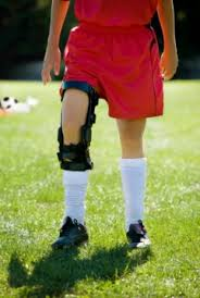 knee brace for soccer players acl injury rate significantly higher for high school