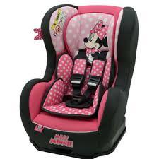 siege auto de 0 a 18kg nania cosmo sp car seat minnie mouse pink preciouslittleone