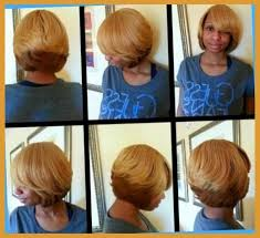 feathered bob hairstyles 2015 brilliant african american feathered bob hairstyles intended for