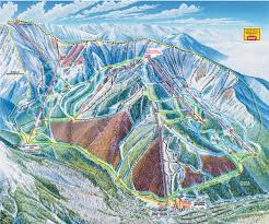 Map Of Colorado Ski Resorts by Taos Ski Valley New Mexico Resort Stats And Reviews Snowpak