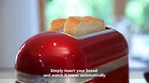 Kitchenaid 4 Slice Toaster Red Kitchenaid Artisan 2 Slot Toaster 5kmt2204 And 4 Slot Toaster