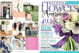 wedding flowers lewis ben published in wedding flowers magazine katy