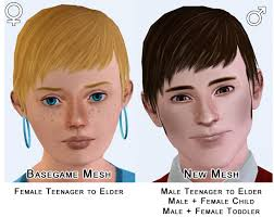 child bob haircut sims 4 sims 3 updates downloads fashion genetics hair page 1
