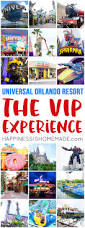 the vip experience at universal studios florida and universal u0027s