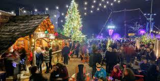 weekend picks tree lighting at riverrink winterfest deck the