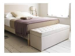 Fabric Ottoman Storage Ottoman Storage Box Upholstered Storage Box Mimosa Loaf