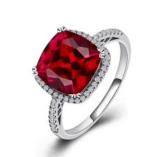 ruby bands rings images Buy yy jewelry bands square luxury ruby ring s925 jpg
