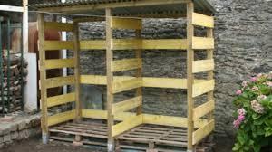 Comment Fabriquer Une Maison En Bois 2013 09 Construction D U0027un Abri à Bois De Chauffage Vidéo Dailymotion