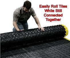 f i t drainage ergonomic interlocking tiles floor mats