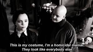 how to act look and dress like wednesday addams for halloween