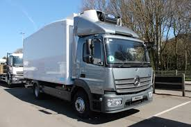 mercedes truck dealers uk mercedes atego aerodynamic fridge truck commercial vehicle dealer