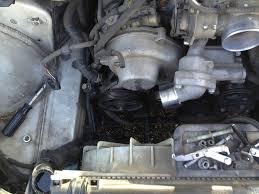 lexus es300 alternator diy alternator and accesory belt tensioner clublexus lexus