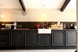 cuisiner une vieille vieille cuisine repeinte photos de conception de maison