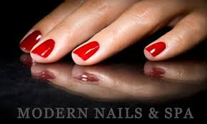 51 off manicure at modern nails u0026 spa modern nails u0026 spa groupon