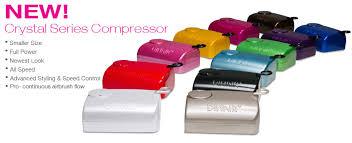 professional airbrush makeup machine dinair compressors