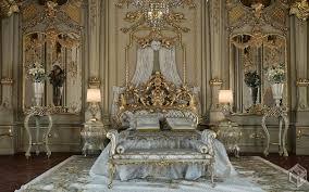 Royal Bedding Sets Royal Gold Bedroom Set Carved With King Size Bedtop And Best
