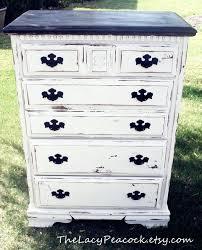 small home design ideas 1200 square feet distressed black and white tall dresser dresserhow distress a