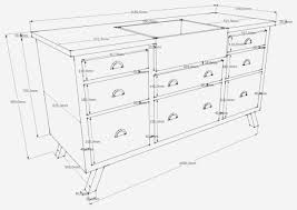largeur cuisine largeur meuble cuisine dimension meuble cuisine great taille