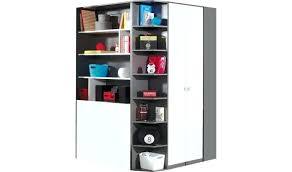 meuble d angle pour chambre grande armoire dangle ado hobby armoire d angle pour chambre meuble