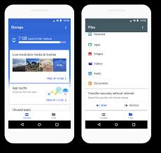 free android phones s newest app files go aims to free up space on your android