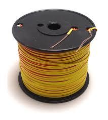 10awg m16878 4 green stripe yellow