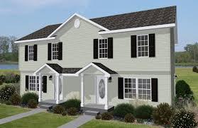 duplex homes catskill valley homes ns duplex 3 duplex home