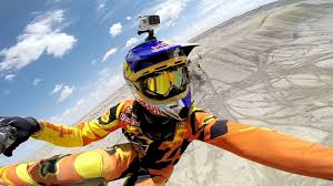 action motocross gopro and action sports a match made in heaven