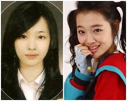makeup fx school netizens on f x sulli s graduation photo is this really a