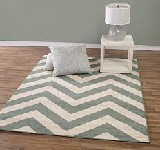 Area Rugs 8 By 10 Teal And Beige Contemporary Chevron Design 8 By 10 Modern Area Rug