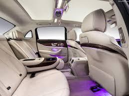 Mercedes Benz Interior Colors Mercedes Benz E Class L 2017 Pictures Information U0026 Specs