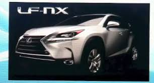 lexus lf nx suv price leaked picture of the production lexus nx page 5 lexus nx forum