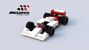 lego honda this week u0027s lego f1 car the 1988 mclaren mp4 4 at least this