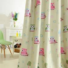 owl bedroom curtains owl curtains for bedroom hot beige kids room curtains for kitchen