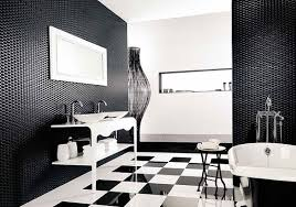 bathroom design wonderful black bathroom tiles black and white