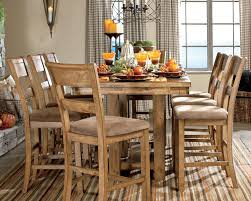 Country Style Dining Room Table Cottage Styled Counter Height Dining Set Chicago
