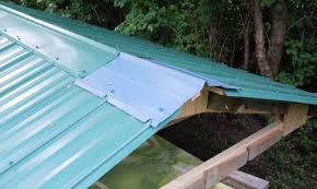 How To Cap A Hip Roof Building A Shed Metal Roofing