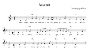 free christmas carols u003e patapan mp3 download